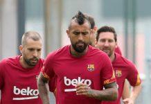 Arturo Vidal Tulis Salam Perpisahan Buat Para Fans Barcelona