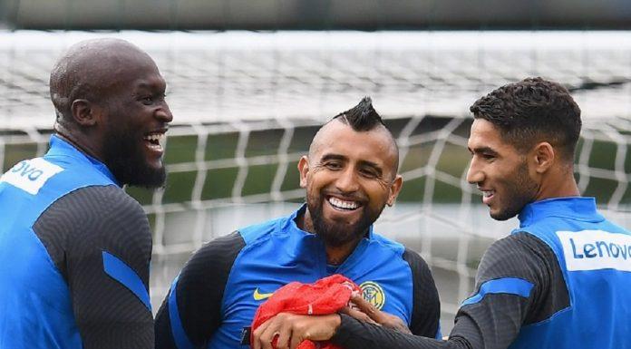 Vidal Dipercaya Mampu Sempurnakan Taktik Conte di Inter Milan
