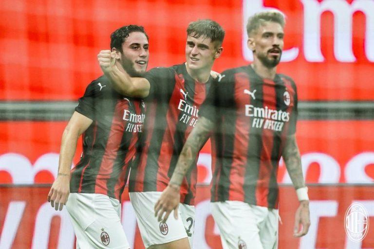 Milan Kembali Menang, Pioli Beri Pujian Pada Dua Pemainnya