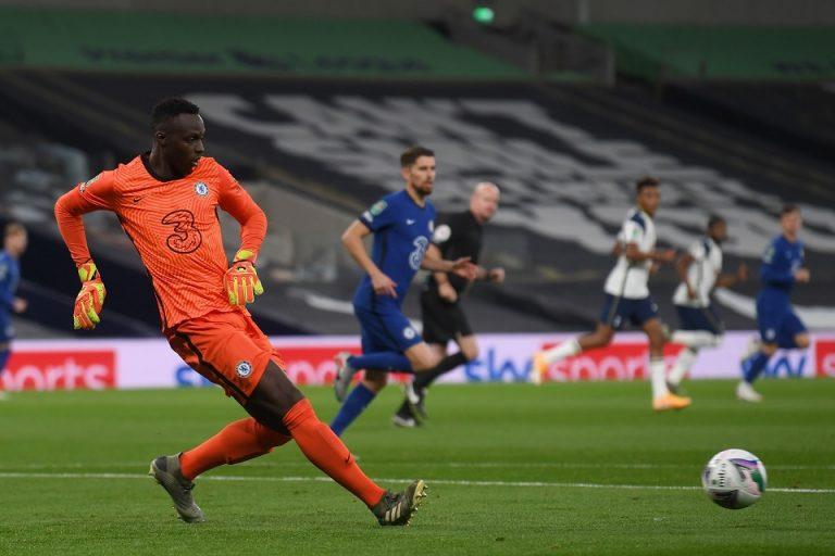 Edouard Mendy Jalani Debut Berat, Begini Kata Lampard