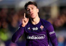 Minat Milan Datangkan Bintang Fiorentina Bertepuk Sebelah Tangan