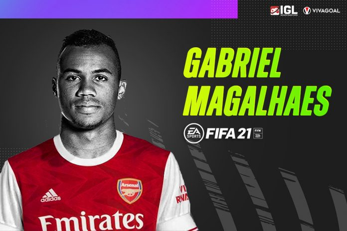 Menilik Calon Performa Bek Baru Arsenal di Gim FIFA 21