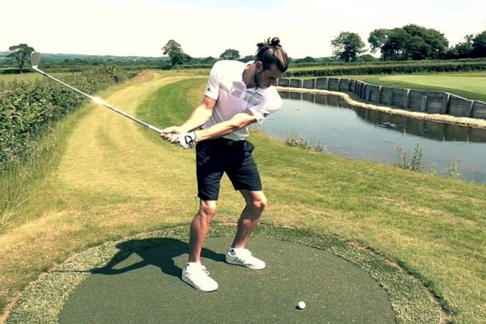 Dear Bale: Lapangan Golf di Inggris Jelek Mending di Madrid Saja