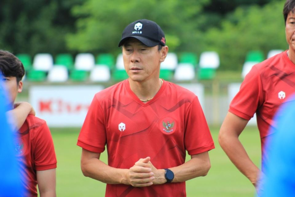 Shin Tae Yong Terus Godok Timnas U-19 Sebelum ke Spanyol