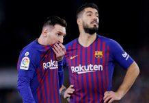 Lepas Suarez Ke Atletico, Barcelona Sudah Bikin Mega Bintang Ini Cemberut