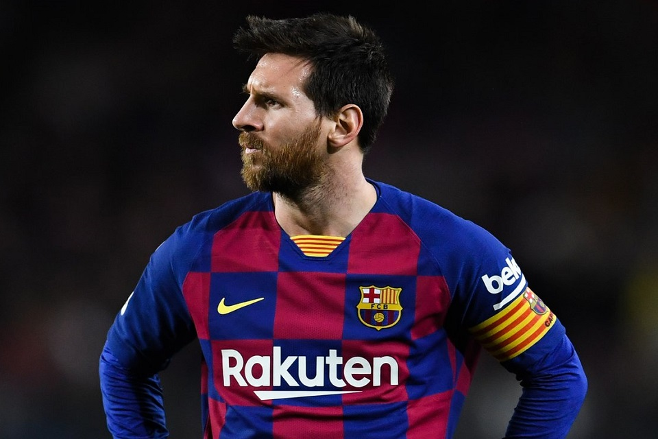 Messi Bakal Pergi Dari Barcelona, Real Madrid Malah Senang