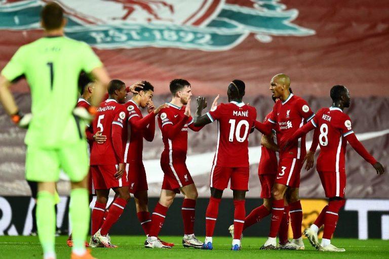 Reaksi Klopp Lihat Liverpool Sukses Come Back Atas Arsenal