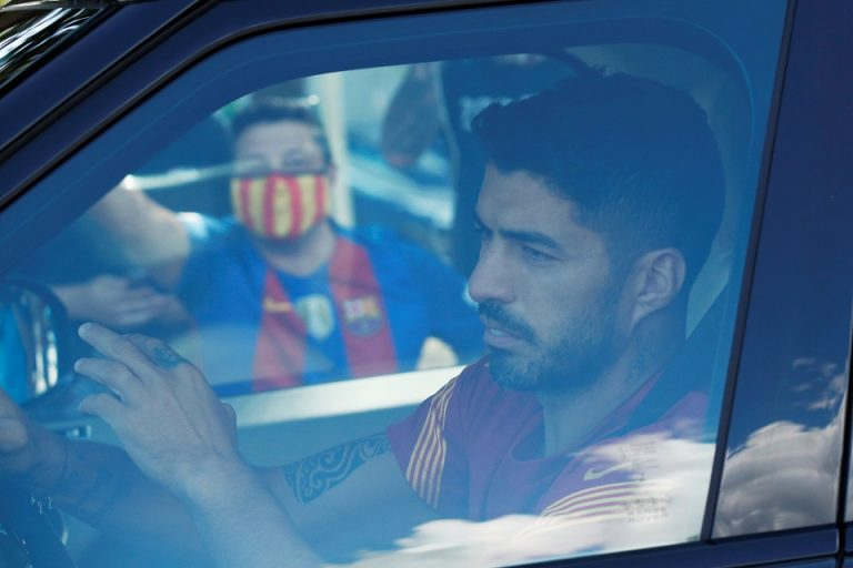 Atletico Umumkan Kedatangan Luis Suarez