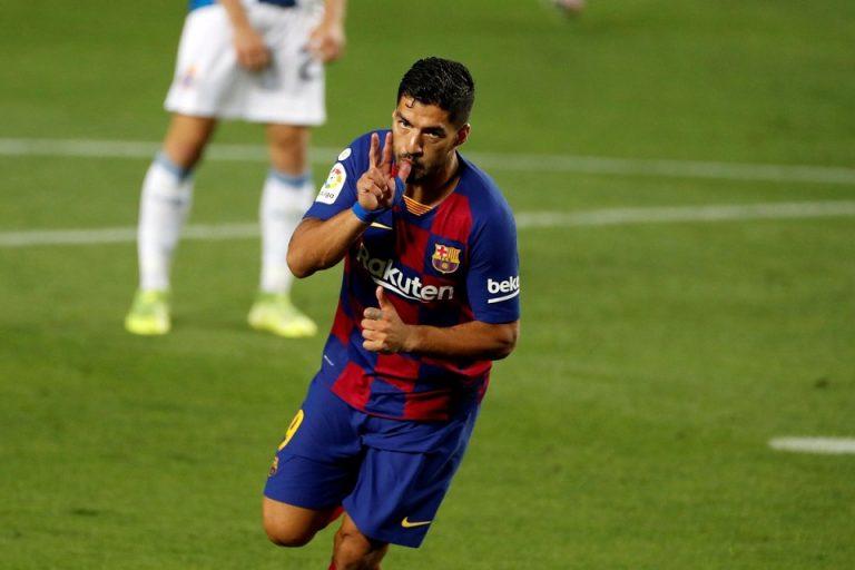 Luis Suarez Segera Diperkenalkan Sebagai Rekrutan Anyar Atletico