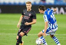 Martin Odegaard Kecewa Dengan Hasil Imbang Di Laga Debut