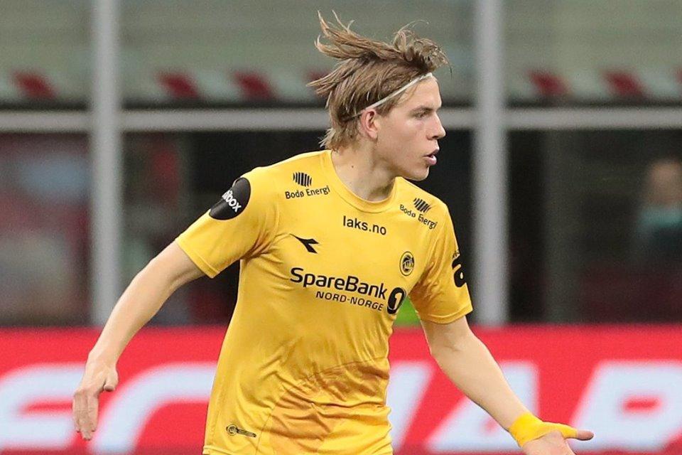 Milan Tertarik Rekrut Bintang Muda Norwegia, Siapa