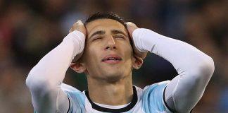 Tak Masuk Skuad Timnas Argentina, Angel Di Maria Marah Besar