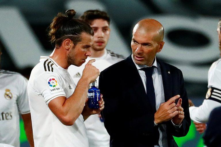 Dikabarkan Terjadi Perang Dingin, Zidane: Saya Tak Punya Masalah Dengan Bale