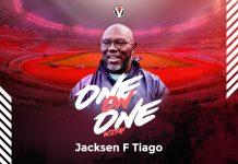 Jacksen F Tiagio