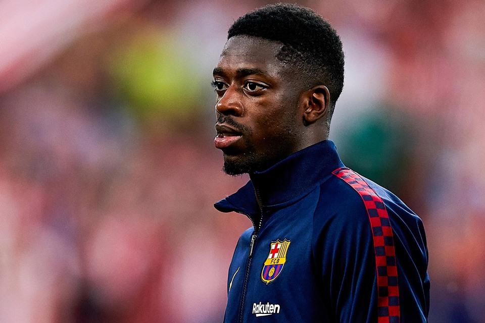 Ousmane Dembele, Pemain Cap Mahal yang Tak Mau Disingkirkan Barcelona