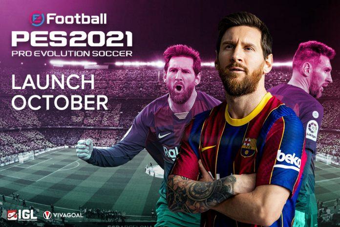 Oktober, eFootball PES Mobile 2021 Siap Duluncurkan