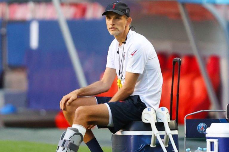 PSG Menang Dengan 9 Pemain, Tuchel: Ini Sejarah!