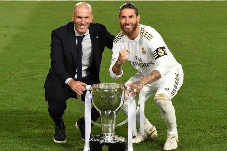 Pede Dengan Skuad Yang Ada, Zidane Ogah Belanja Pemain Baru