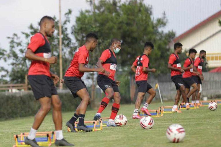 Dilema Persipura Jelang Restart Shopee Liga 1