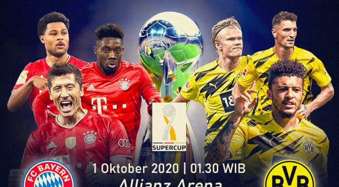 Prediksi Bayern vs Dortmund Laga Akan Berjalan Ketat Selama 2x45 Menit