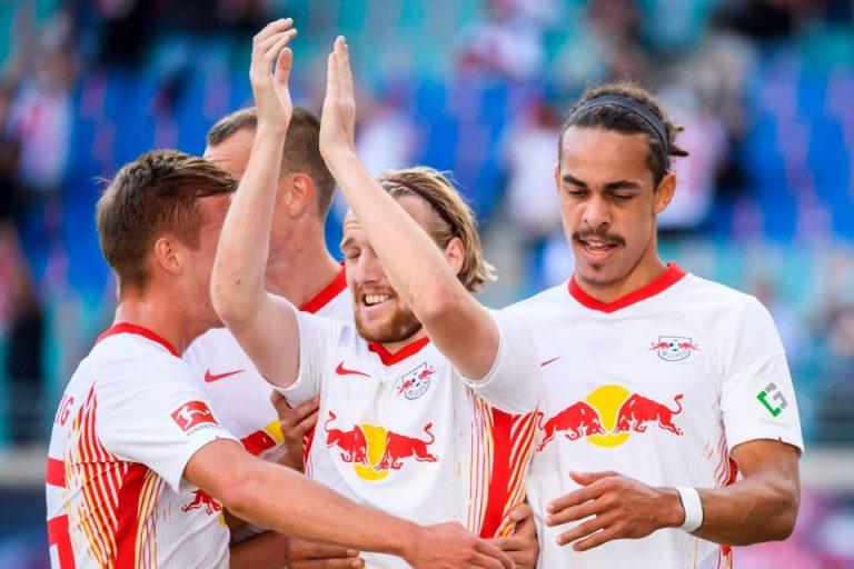 RB Leipzig Tak Perhitungkan MU Sebagai Pesaing di Liga Champions