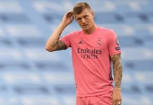Real Madrid Konfirmasi Cedera Toni Kroos