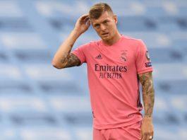 Real Madrid Konfirmasi Cedera Toni Kroos