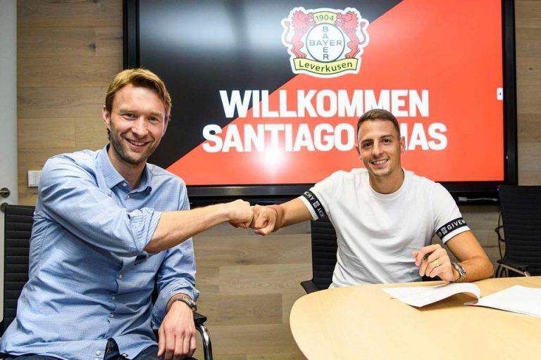 Resmi! Bayer Leverkusen Pinjam Bek Kanan Atletico