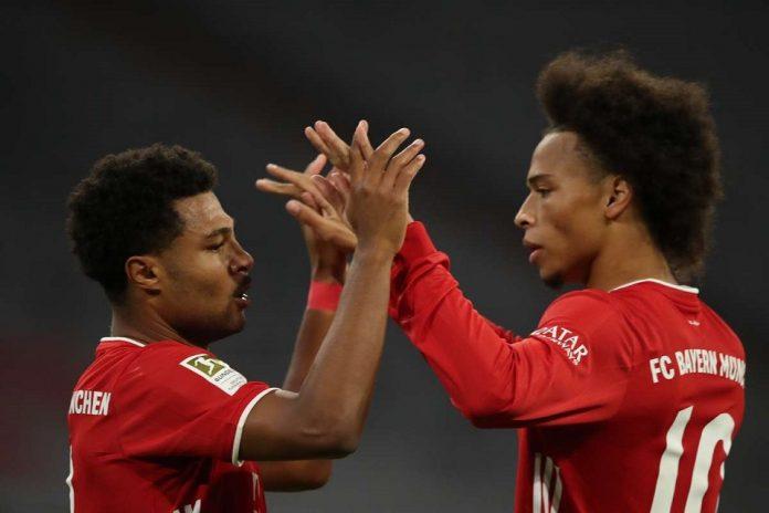 Ganyang Schalke 8-0, Leroy Sane: Saya Kasihan