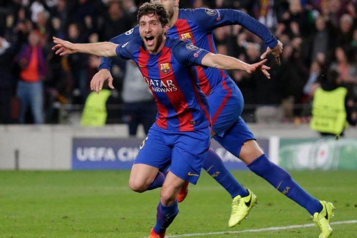Sergi Roberto Optimis Koeman Bisa Bawa Barcelona Bangkit