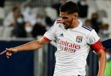 Soal Transfer Houssem Aouar, Presiden Lyon; Belum Ada Tawaran Resmi dari Arsenal