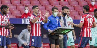 Suarez Hanya Butuh 1 Laga Tuk Cetak Rekor Di Atletico