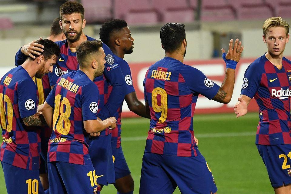 Terkait Situasi Messi, Penggawa Barcelona Enggan Bergerak Membela