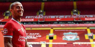 Kehadiran Thiago Buat Ruang Ganti Liverpool Memanas?