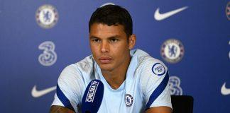 Thiago Silva: Saya Bukan Tua Tapi Berpengalaman!
