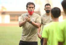Timnas U-16 Kembali Gelar TC Akhir Bulan September Ini