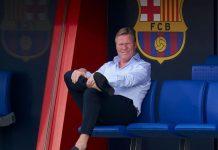 Tolak Disalahkan Atas Kepergian Suarez, Koeman Itu Keputusan Barcelona