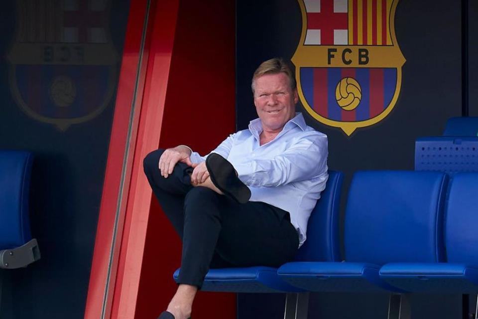 Era Baru Barcelona dengan Sentuhan Dingin Ronald Koeman