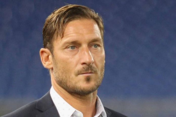 Totti AS Roma