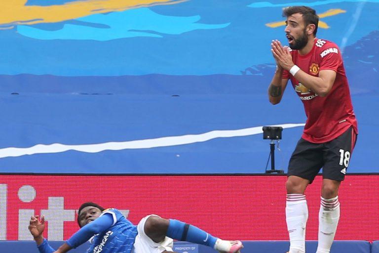 Ubah Gaya Penalti, Bruno Fernandes Dapat Pujian Dari Mantan Pemain MU
