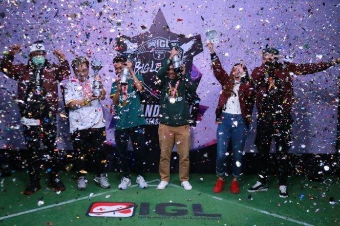Persikabo Esports Dulang Kejayaan di IGL Season II