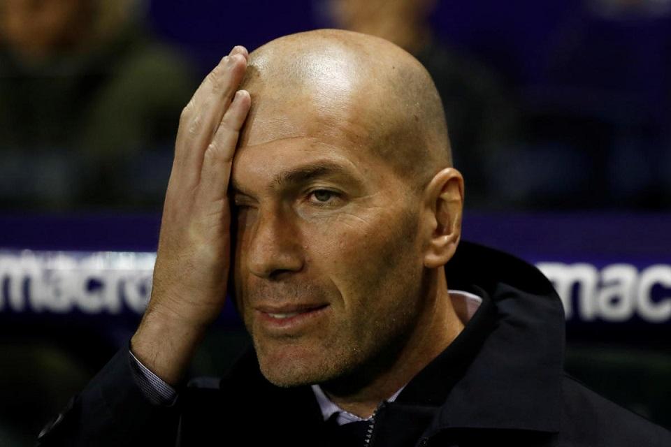 Tak Datangkan Bomber Baru, Kini Zidane Punya PR Besar
