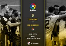 Prediksi Real Madrid vs Valladolid: Tiga Poin Mudah Tuk Tuan Rumah