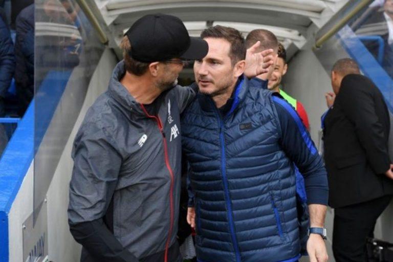 Jelang Big Match Liverpool Vs Chelsea, Klopp-Lampard Memanas?