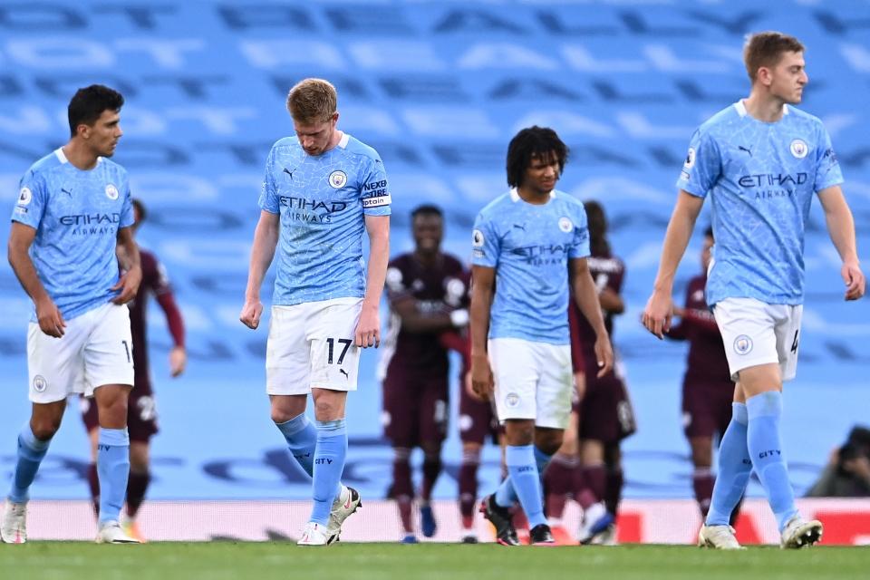 Man CIty Leicester