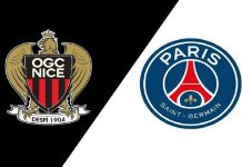 Prediksi Nice vs PSG: Tuan Rumah Optimis Raih Poin Penuh
