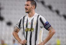 Sering Kalah, Bonucci: Ini Bukan Juventus