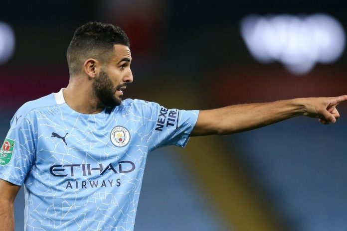 Marseille vs Man City: Ajang Pembuktian Riyad Mahrez pada Marseille
