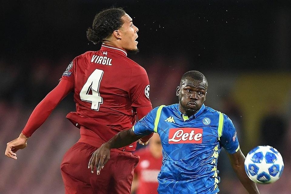 Liverpool Incar Bek Terbaik Serie A Tuk Gantikan Van Dijk