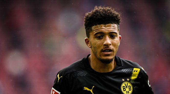Absen Lawan Bayern, Sancho Dibekukan dari Skuad Dortmund